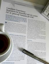 Bild des Artikels Candidate Experience mit BUCKMANN BOXT aus der Zeitschrift Personal im Fokus