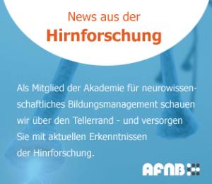 Teaserbild für News aus der Hirnforschung