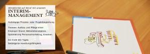 Schaubild zum Thema Employer Branding Interim Management mit menschmark
