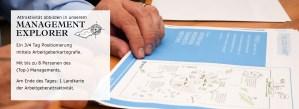 Schaubild zum Thema Employer Branding Management Explorer mit menschmark