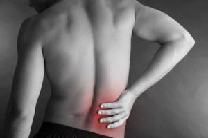 Pijn in de onderrug