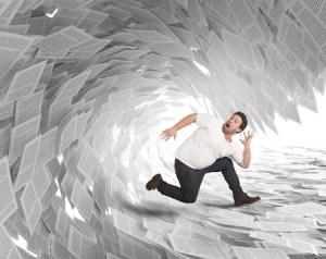 Overspannenheid burnout gejaagdheid