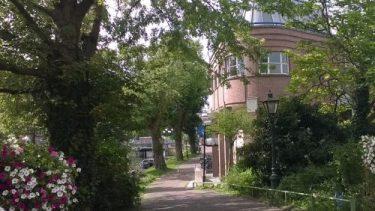 Boisotkade vanaf Erfgoed Leiden