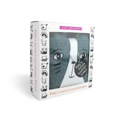 WG - Baby's eerste knuffelboekje Kat
