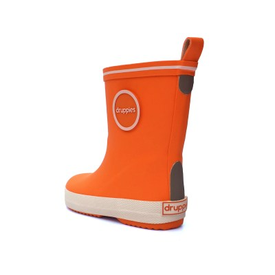 Druppies Fashion Boots - Oranje