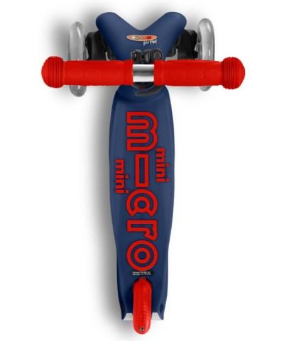 Micro Step Mini Micro Step Deluxe marineblauw/rood