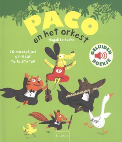 Paco en het orkest