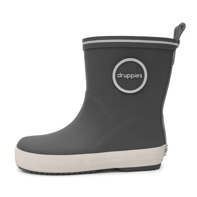 Fashion Boot - donker grijs mt 23