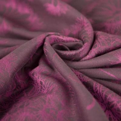 Hoppediz geweven doek Chicago Pink Jacquard 4,6m