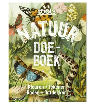 Roots - Natuur Doe Boek