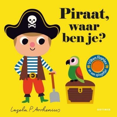 Piraat waar ben je?