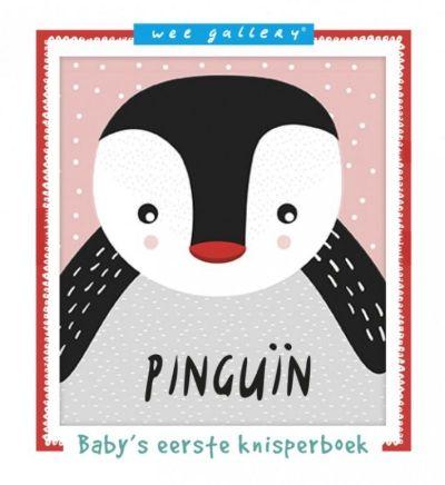 Baby's eerste knisperboek Pinguïn