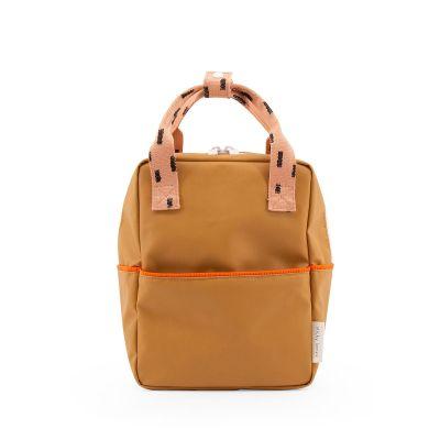 Sticky Lemon Backpack Small - Sprinkles Panache Gold