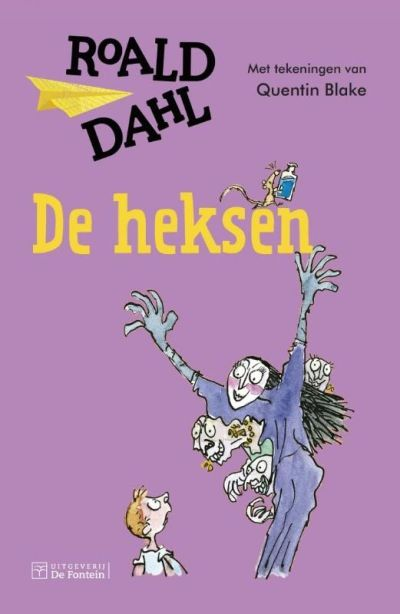 Roald Dahl - De heksen