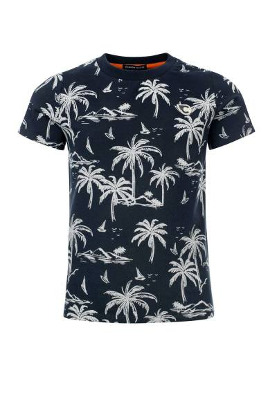 Common Heroes - Shirt Island Print 92