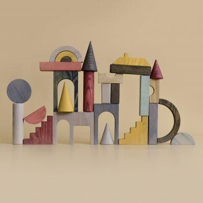 MinMin Copenhagen - Architectural Blocks