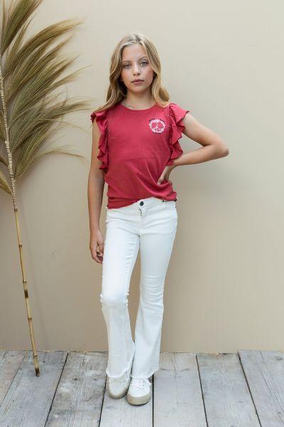 Looxs - Shirt Blush 146/152