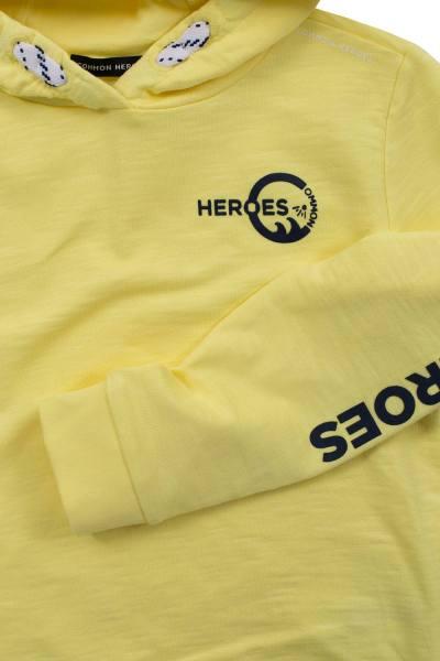 Common Heroes - Sweater Lemon - mt 146/152