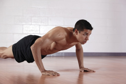 The Basic Bodyweight Bodybuilding Exercises