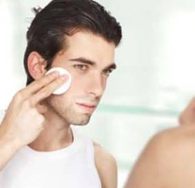 Blemish Treatments for Men