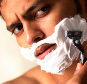 The Quick Shave Routine