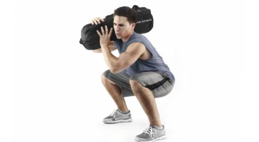 Full Body Sandbag Workouts