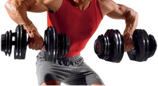 User Guide for Adjustable Dumbbells