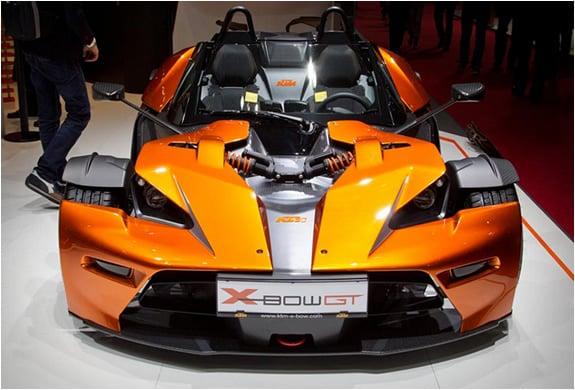 KTM X BOW GT Mens Gear