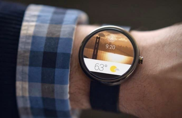 ANDROID WEAR Mens Gear
