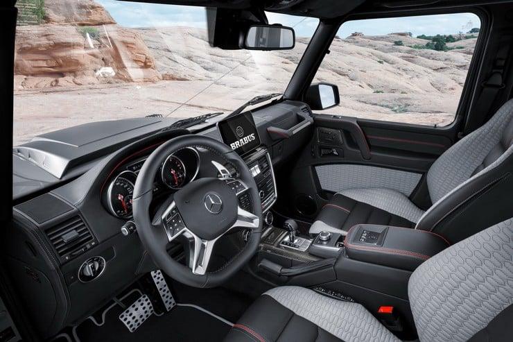 Brabus Mercedes G550 Adventure 4x4 Men S Gear