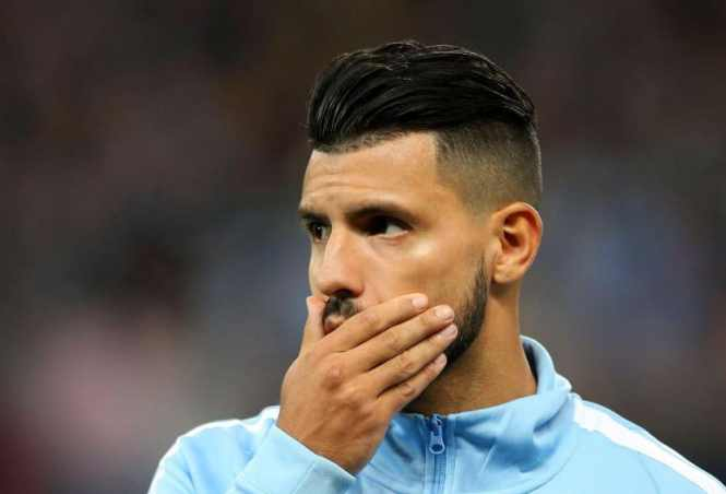 Aguero New Hairstyle Hairstyles By Unixcode Sergio Manchester City