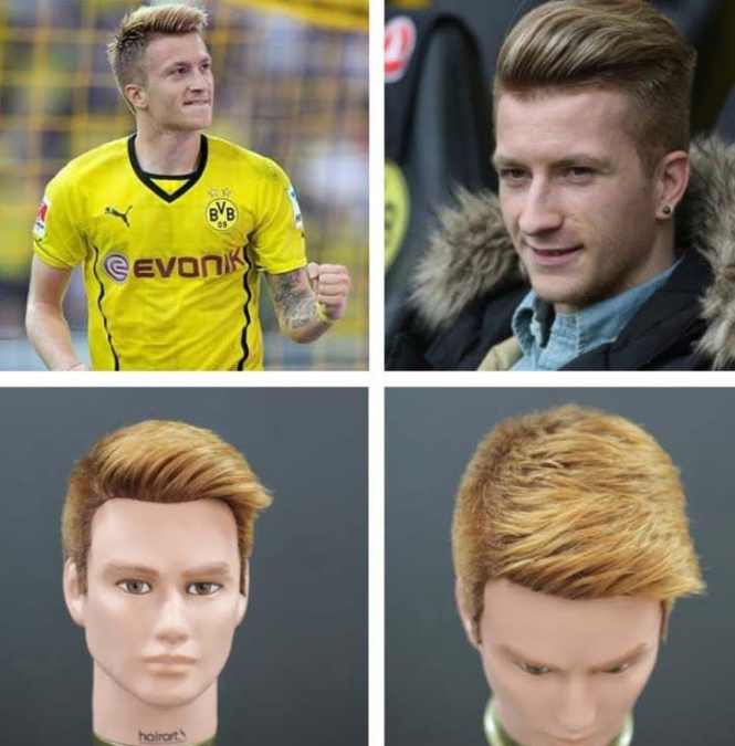 Marco Reus Haircut Name The Best Haircut Of 2018