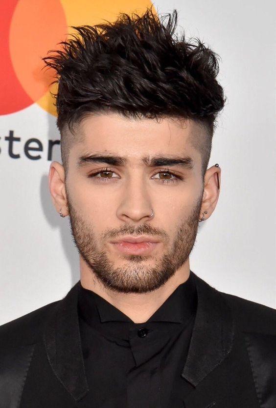 Zayn Malik Haircuts Features Easy Tutorial 2018 Men