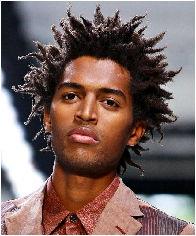men's hairstyles trend | awesome black men hairstyle 2015