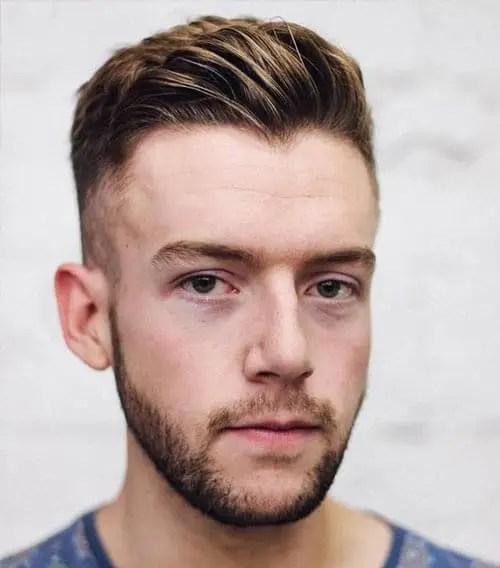 24 Crew Cut Fade Haircuts Classic Amp Neat Look For Men