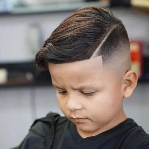 Regular Haircuts Black Boys