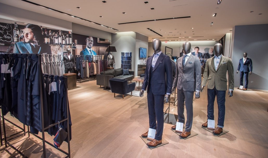 Indochino inside store