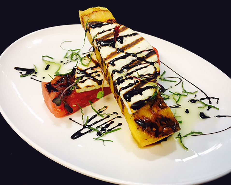 Summer menu item - Tabard Inn