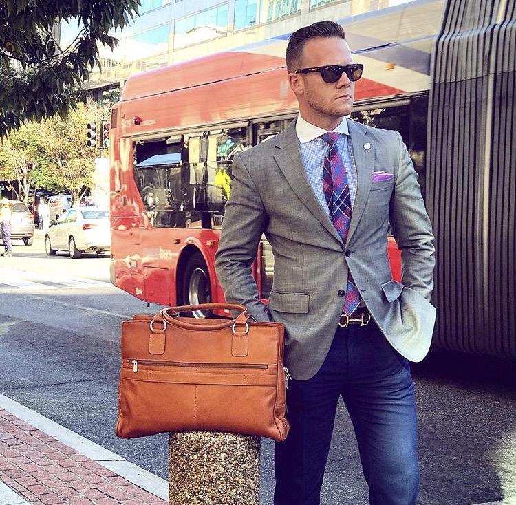 Corey Luckett - DC Men's Instagrammers