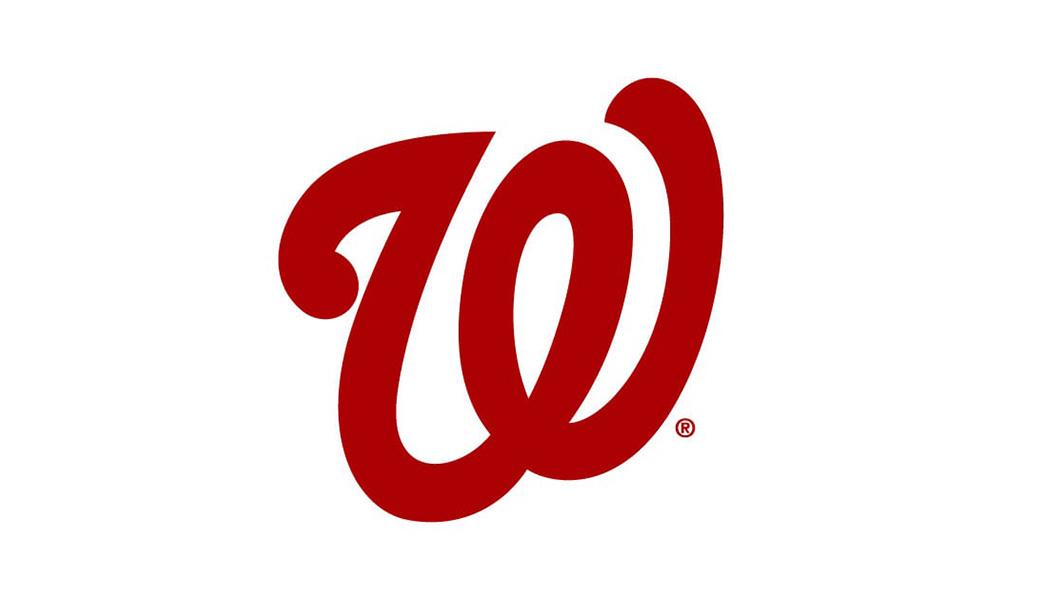 The Washington Nationals logo