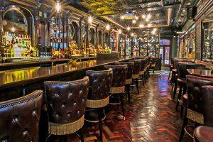 The Whiskey Room at Georgetown's Rí Rá