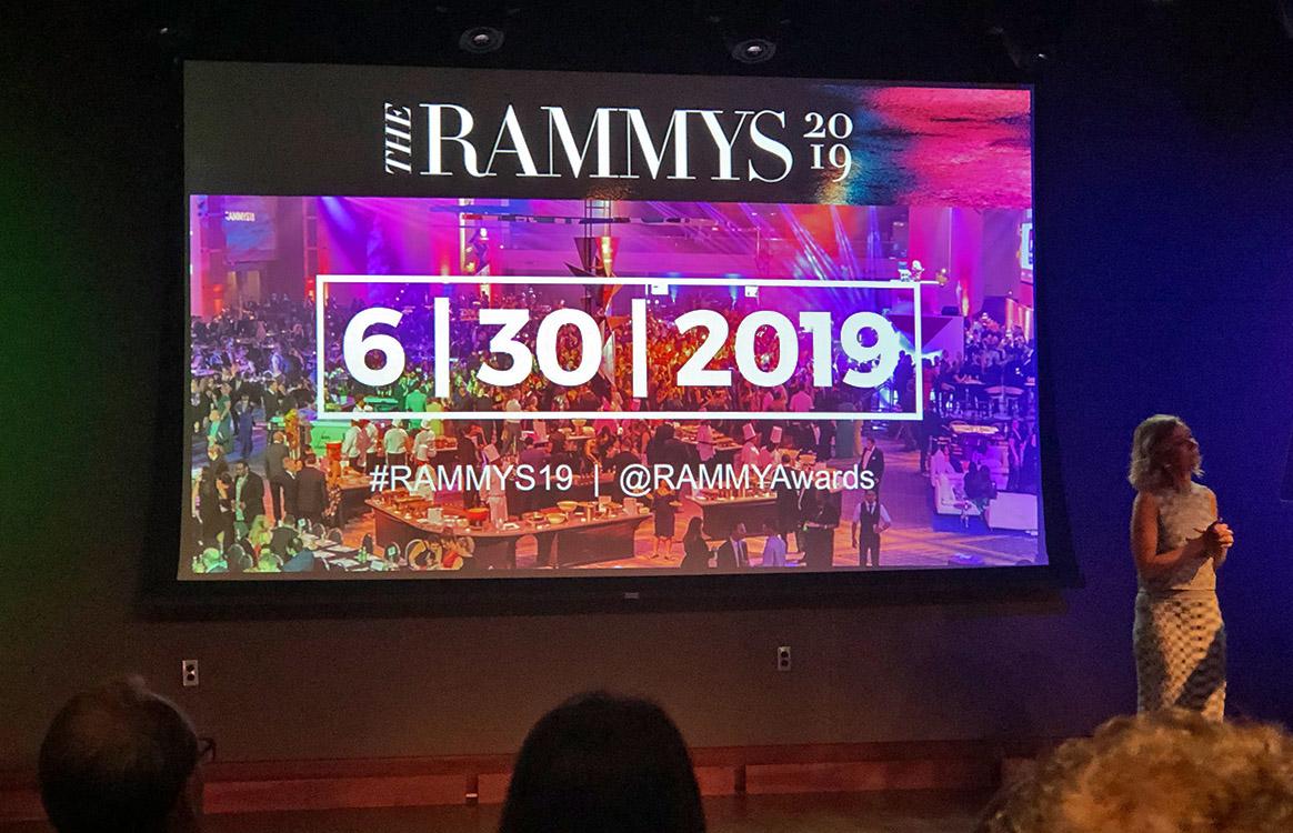 RAMMYS 2019