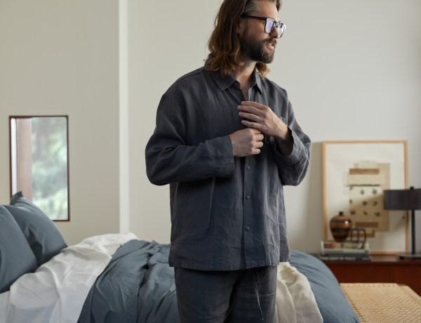 Parachute men's linen loungewear