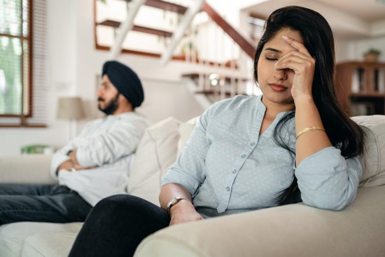 what is depression in hindi