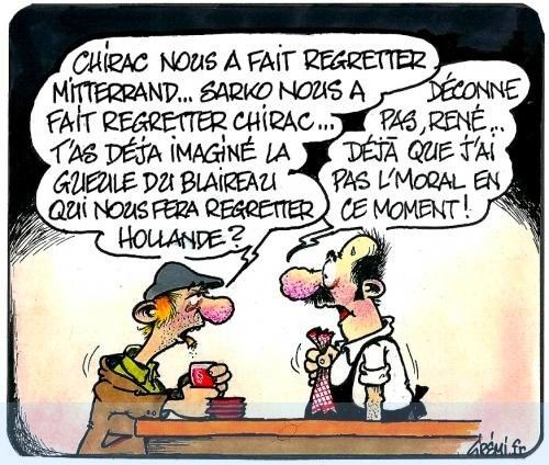 Regretter Hollande