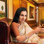 Chanda Kochhar Former MD and CEO ICICI Bank