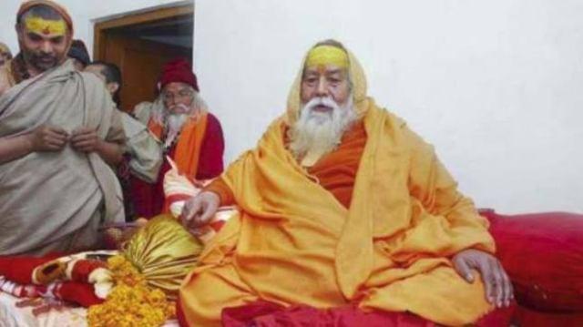 Shankracharya Swami Swarupanand