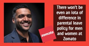 Zomato new parental leave policy