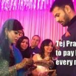 Tej Pratap Marriage, Photo Source :DNA India
