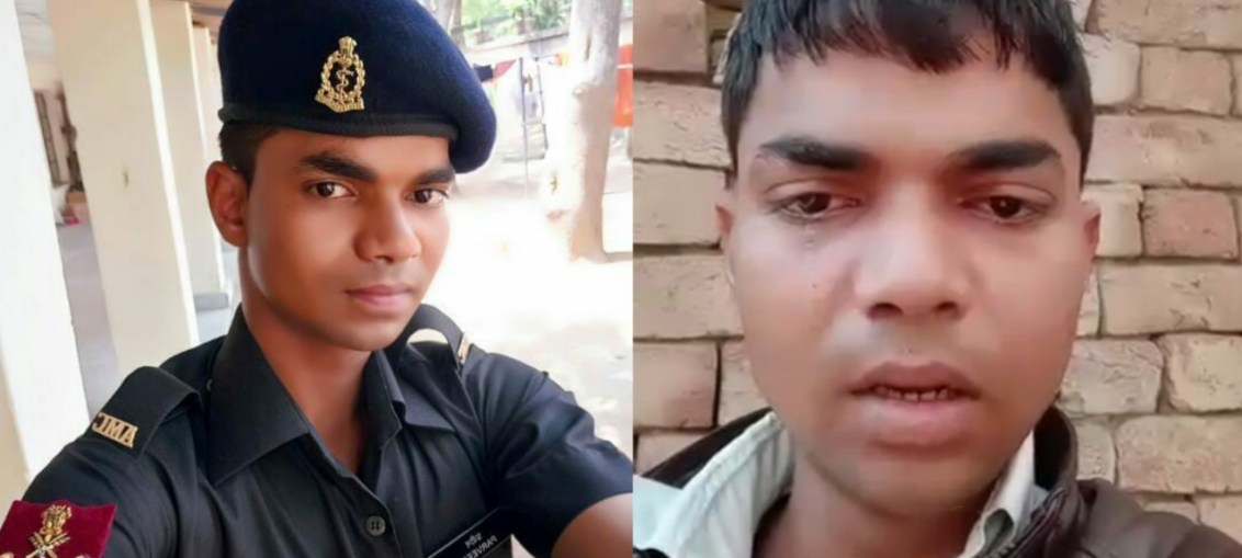Palwal : Soldier Ended Life Over Family Dispute